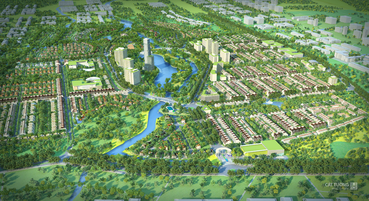 Tổng quan - Five Star Eco City