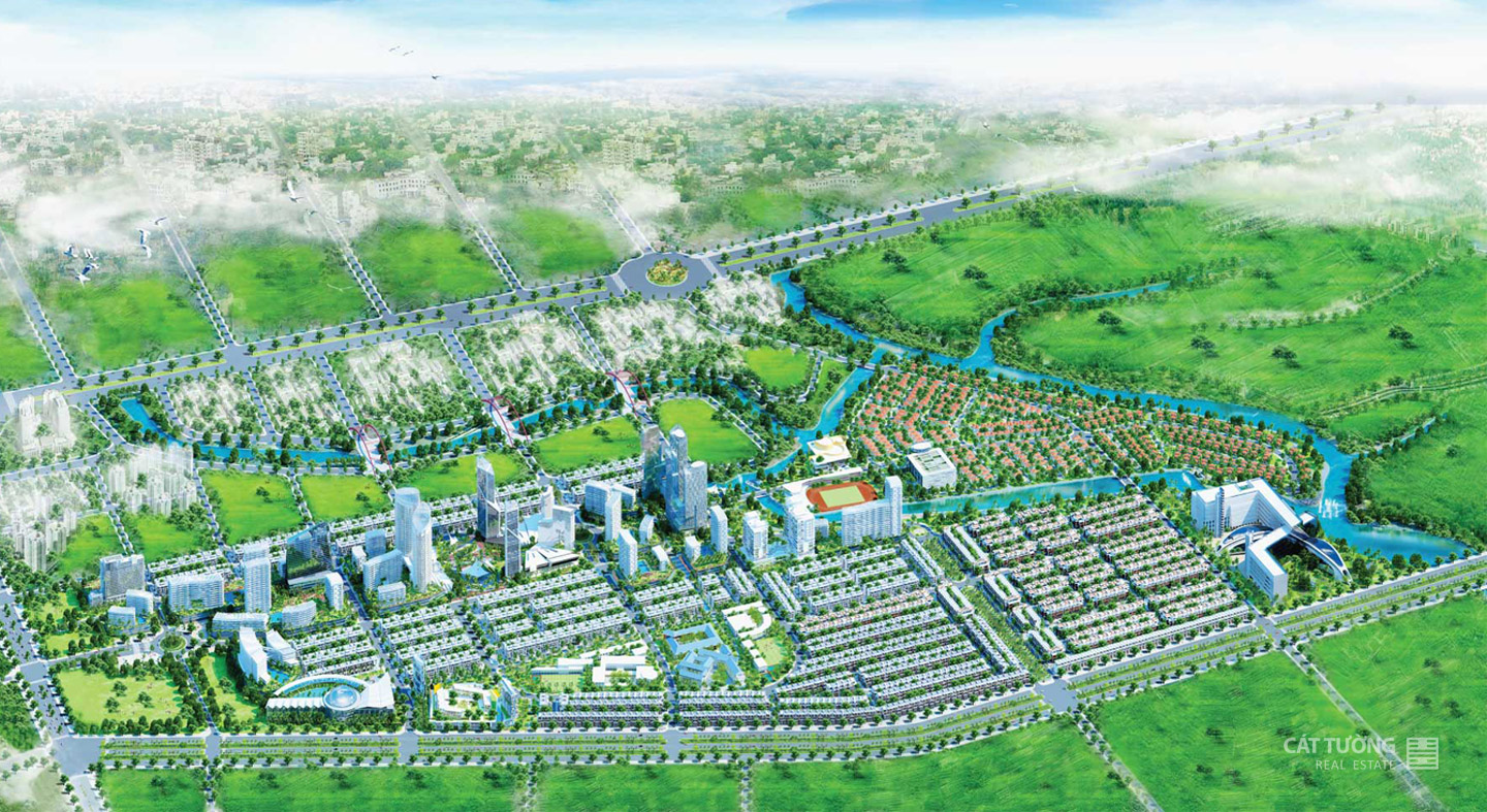 Tổng quan - Riverview City